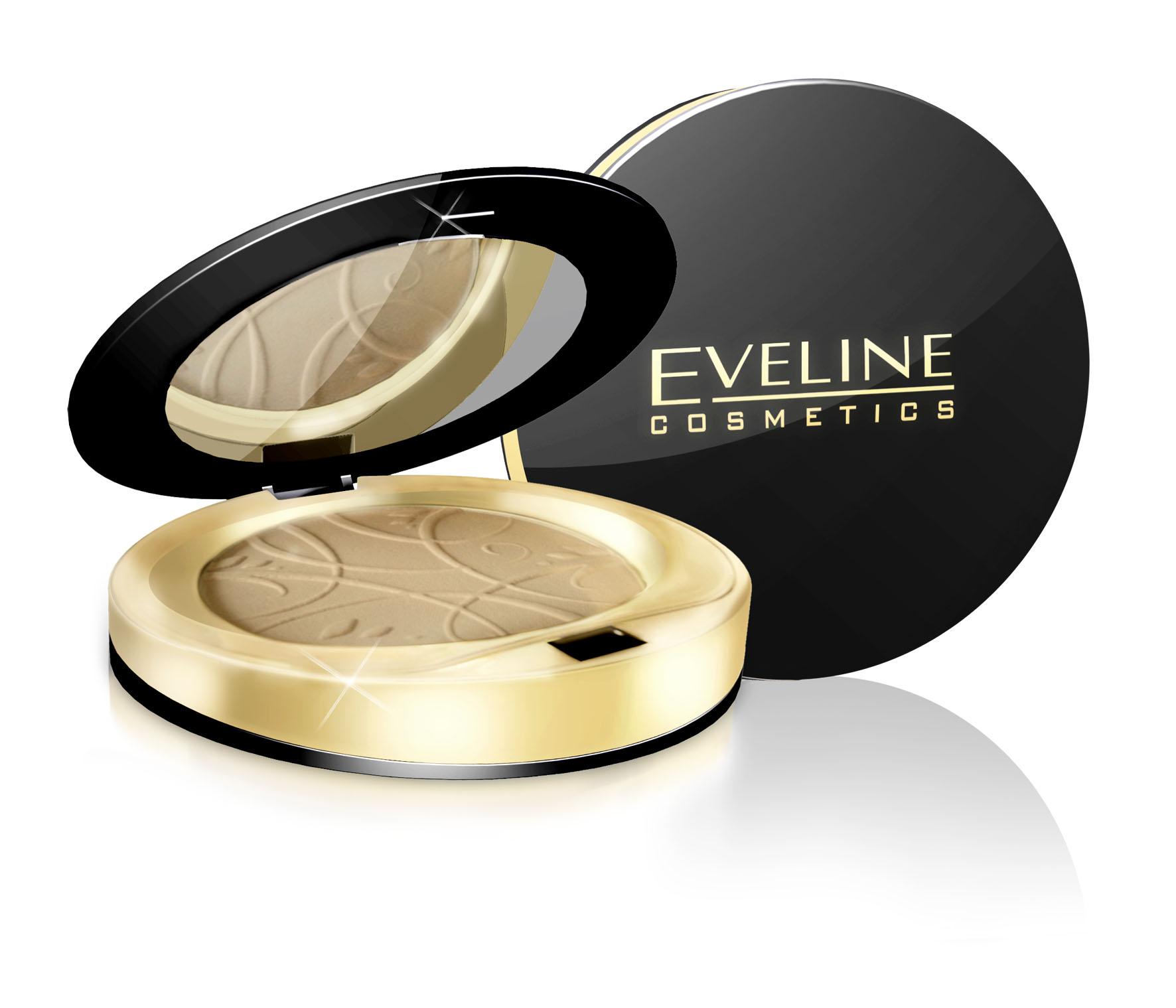 Eveline celebritie beauty (тон 21) пудра.